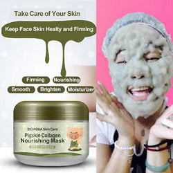 Bubbles Carbonate  Moisturizing Face Masks
