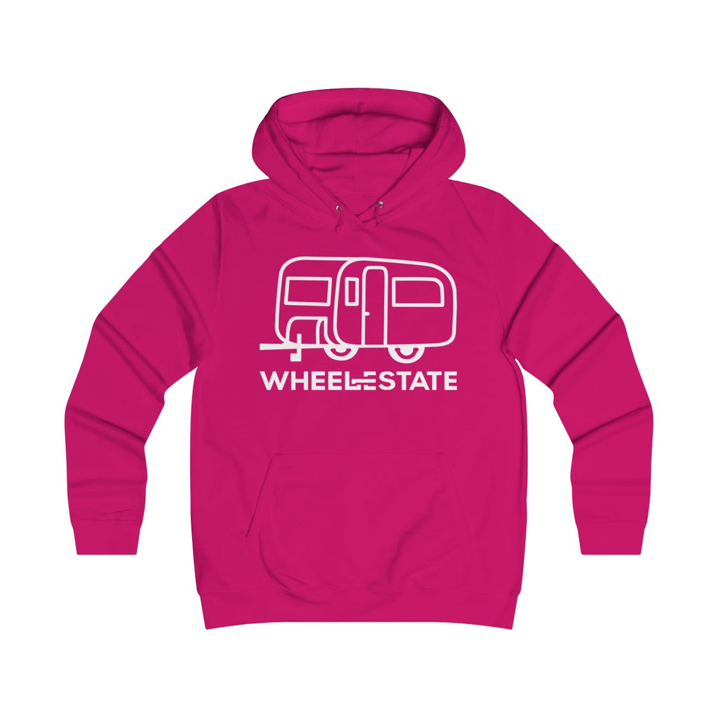 WE Trailer Ladies Camp Hoodie