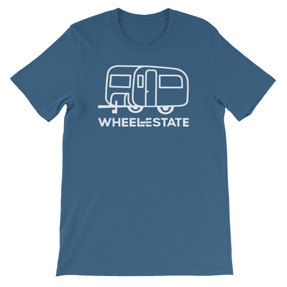 WE Trailer Mens Camp Tee