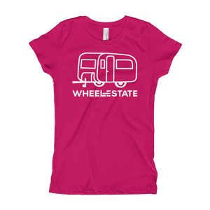 WE Trailer Girls Camp Tee