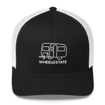 WE Trailer Trucker Cap