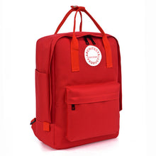 Candy Color Waterproof Backpack