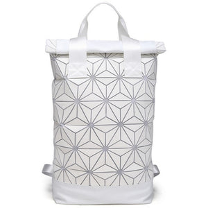 Holographic Rucksack Backpack