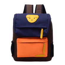 Multiple Colors Canvas Backpack