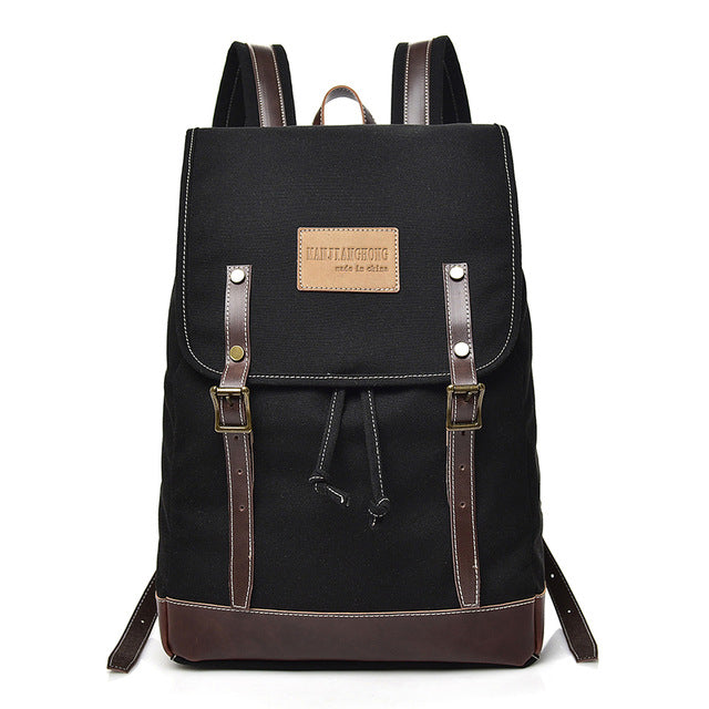 Double Shoulder Casual  Backpack