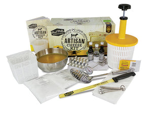 Mad Millie Artisan Cheese Kit - Food Making Kits - Heart Of Hall Cooking School Melbourne