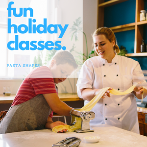 Kids Pasta Shapes - School Holiday Cooking Classes, 9th July 2:00 PM - Cooking Class - Heart Of Hall Cooking School Melbourne