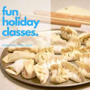 Dumplings for Kids - School Holiday Cooking Classes, 2nd July 3PM - Cooking Class - Heart Of Hall Cooking School Melbourne