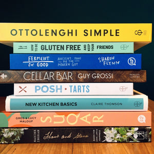 Cook from the Book: Ottolenghi's Simple THUR 14th Nov, 6:30 PM