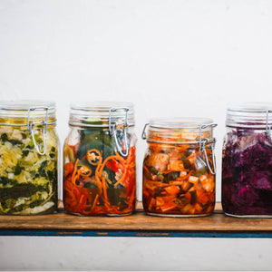 Heart of Hall Fermenting Cooking Class