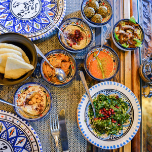 Middle Eastern Cooking Class - Thurs 27th Feb, 7pm