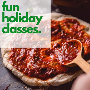 Kids Pizza Making - Cooking Class - Heart Of Hall Cooking School Melbourne