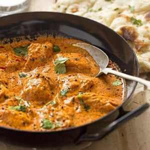 Quick Butter Chicken Cooking Class