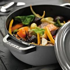 CAST IRON COOKING CLASS, Saturday 23 June 6.30PM - Heart Of Hall