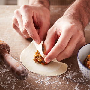 WORLD OF DUMPLINGS, COOKING CLASS - Saturday 19 May, 5.30PM