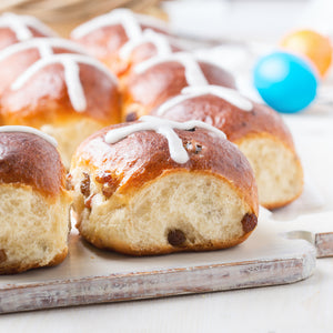 Easter Hot Cross Buns, Kids Cooking Class - 25 March 2pm