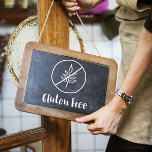 Mastering Gluten Free- Tuesday April 24th 6.30pm - Heart Of Hall