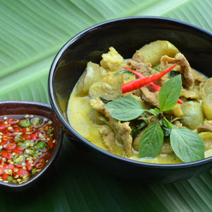 Lets Talk Thai Green Curry - Friday 25 May, 6.30PM - Cooking Class - Heart Of Hall Cooking School Melbourne