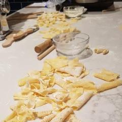 PASTA 101 - Making Shapes with Chef Kate, Friday 11 May, 6:30pm