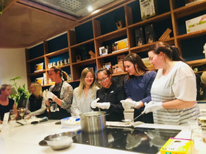 Corporate Class - Cooking Class - Heart Of Hall Cooking School Melbourne
