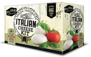 Mad Millie Italian Cheese Kit - Heart Of Hall