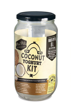 Mad Millie Coconut Yoghurt Jar - Food Making Kits - Heart Of Hall Cooking School Melbourne