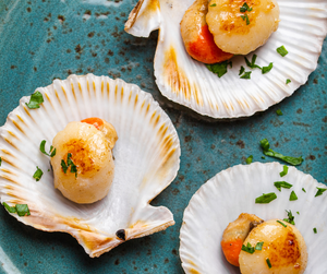 Seafood 101 Online Cooking Class - Friday 20th November 6pm