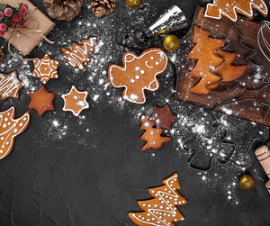 Kids Christmas Cookies Online - Sunday 13th  December 3pm