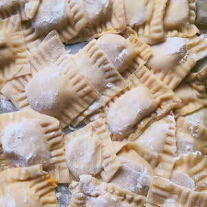 FILLED PASTA - Thursday 14 June 6.30PM - Heart Of Hall