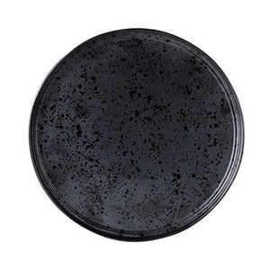 Robert Gordon Large Charcoal Merchant Plate - Homeware - Heart Of Hall Cooking School Melbourne