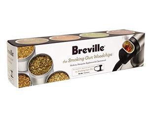 Breville Smoking Gun Woodchips - Cooking Tool - Heart Of Hall Cooking School Melbourne