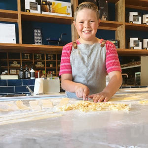 KIDS PASTA MAKING CLASS - Saturday March 10th, 2.30pm