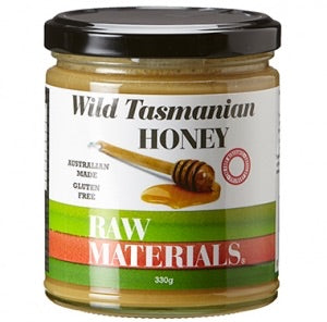 Raw Materials Wild Tasmanian Honey - Heart Of Hall