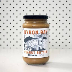 Byron Bay Peanut Butter Crunchy - Food - Heart Of Hall Cooking School Melbourne