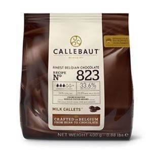 Callebaut Milk Chocolate Callets 400g - Heart Of Hall