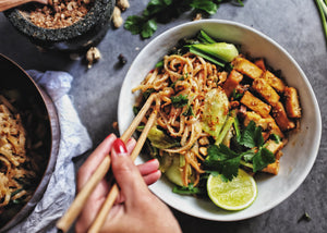 SCHOOL HOLIDAY CLASS - Asian Inspired Teen Vegetarian Cooking Class - Thursday 2nd April 3pm