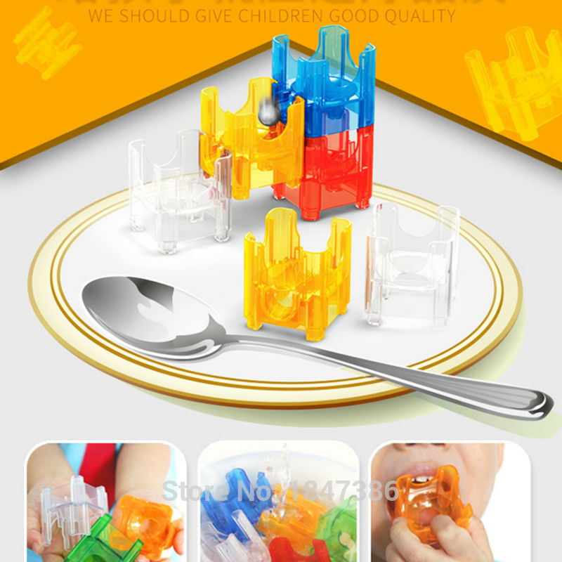 Marble Cube Building Blocks