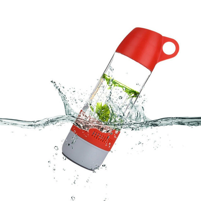 Sports Bluetooth Water Bottle Speaker