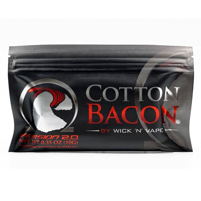 Organic Cotton Bacon V2 10 Piece Pack