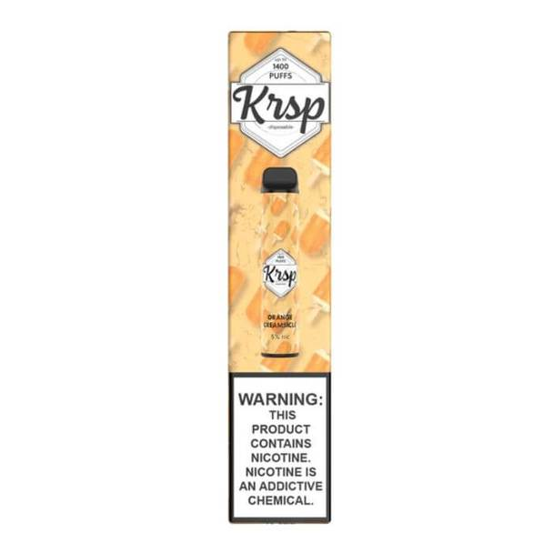 KRSP Disposable Vape Orange