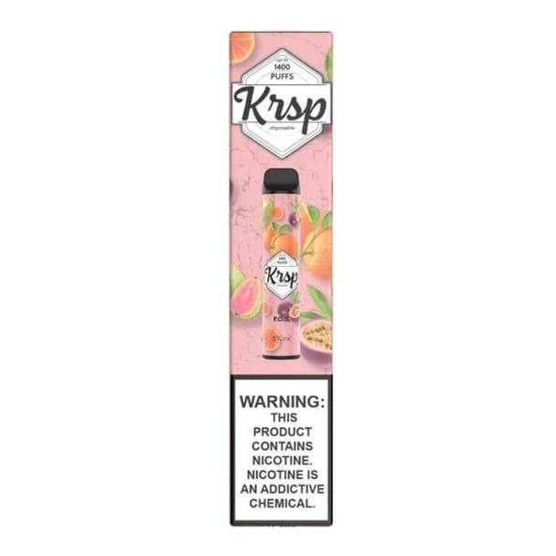 KRSP Disposable Vape POG