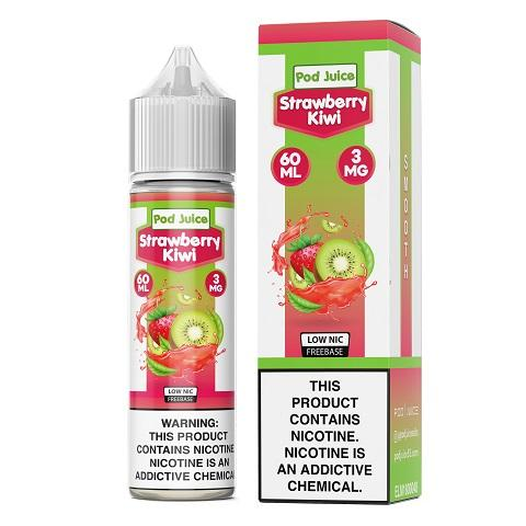 Pod Juice Strawberry Kiwi