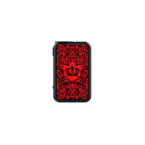 Uwell Crown 4 Box Mod red