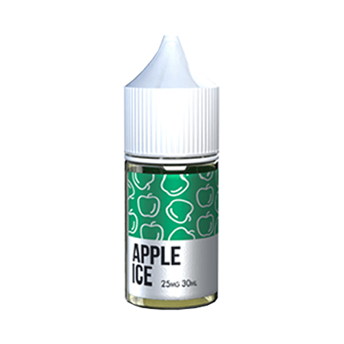 Saucy Apple Ice Salt Nic Vape Juice 30ml