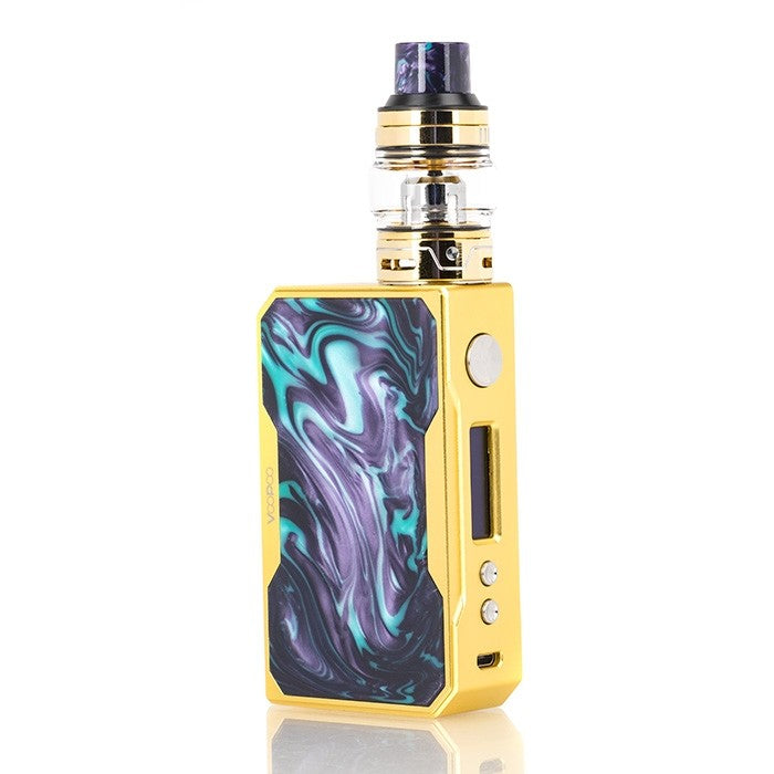 Voopoo Drag Resin Gold
