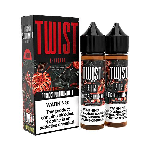 Twist Tobacco Platinum