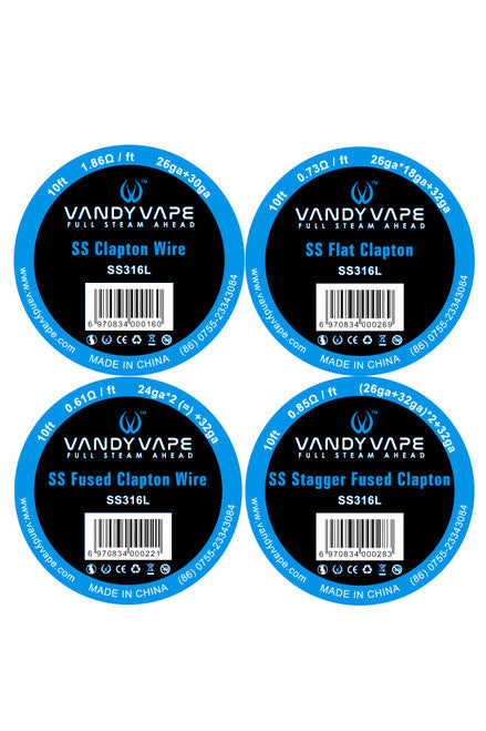 Vandy Vape Specialty Wire