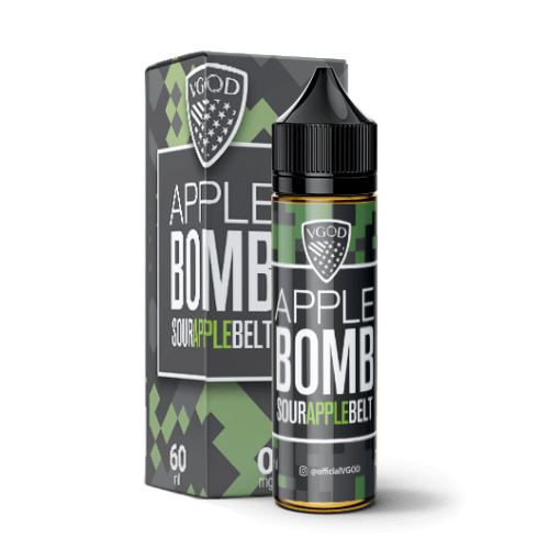 Vgod Apple Bomb Vape Juice 60ml