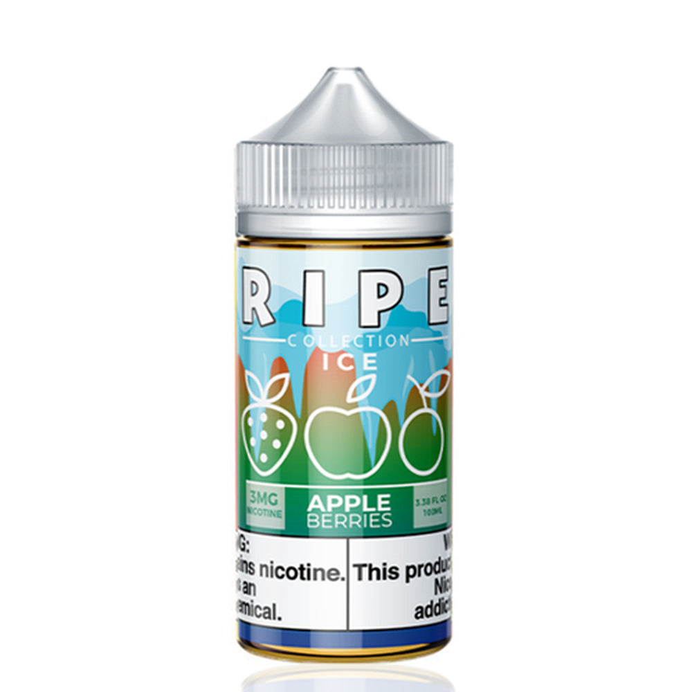 Ripe Apple Berries Ice Vape Juice 100ml