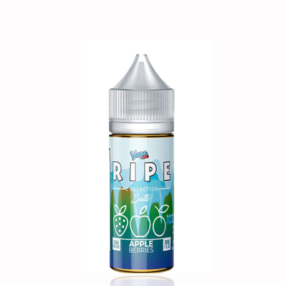 Ripe Apple Berries Ice Salt Nic